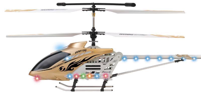 三通半遥控直升飞机带陀螺仪(2)