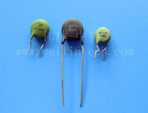 ptc正温度系数热敏电阻器-过流保护