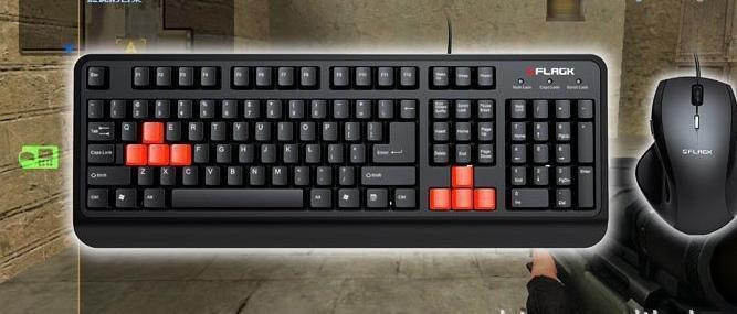 如何正確使用按鍵和鼠標