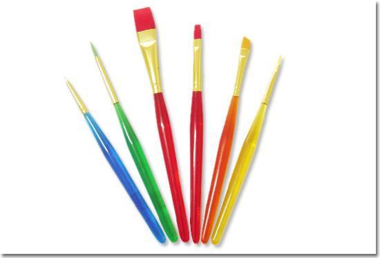 油画笔,水彩画笔