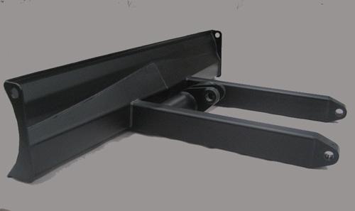 金属结构件 -推铲