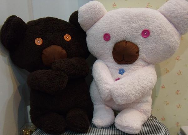 布艺玩偶--姗姗熊