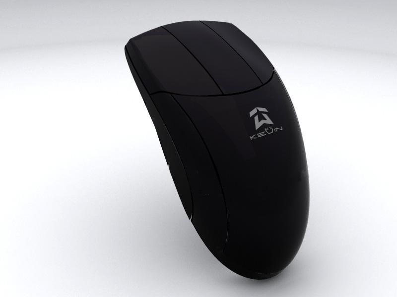 工业设计滑鼠(kvm-s001)