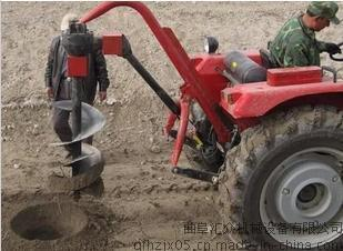 單人操作挖坑機 挖坑機哪余好 新型多功能挖坑機