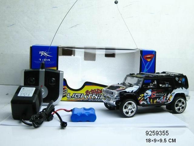 遥控汽车玩具2
