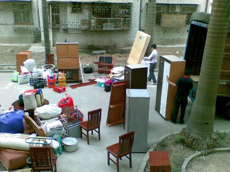 广州到成都搬家公司行李托运