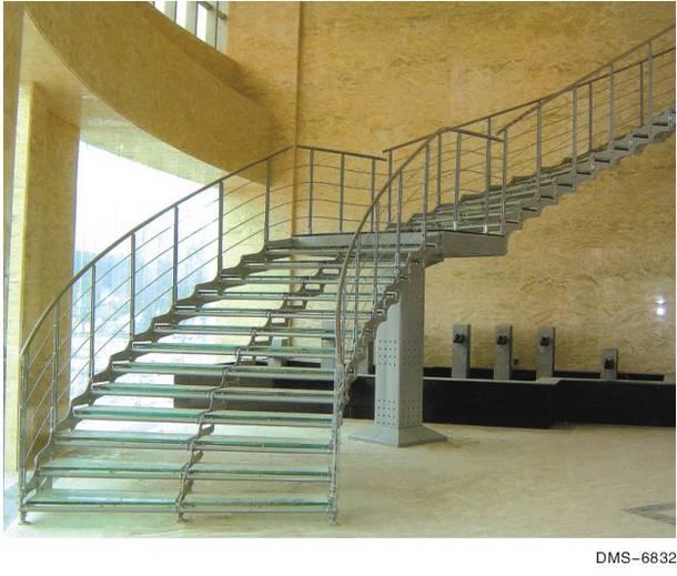 钢结构工程楼梯(dms-6832)