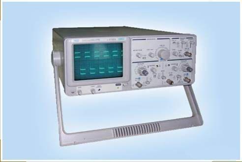 示波器简�_模拟示波器(l-212ch,l-5040ch,l-5050ch)