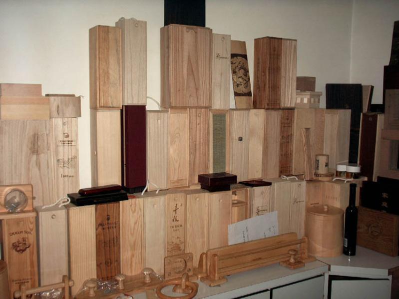 红酒木盒【批发价格,厂家
