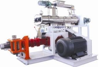 章丘海源SDPD200S大型單螺桿溼法膨化機
