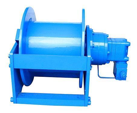 水井钻机液压小绞车图片