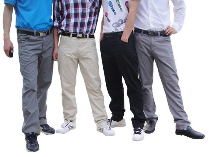 男士休闲裤 男士休闲裤品牌