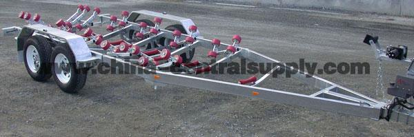 幼儿园自制小动物拖车