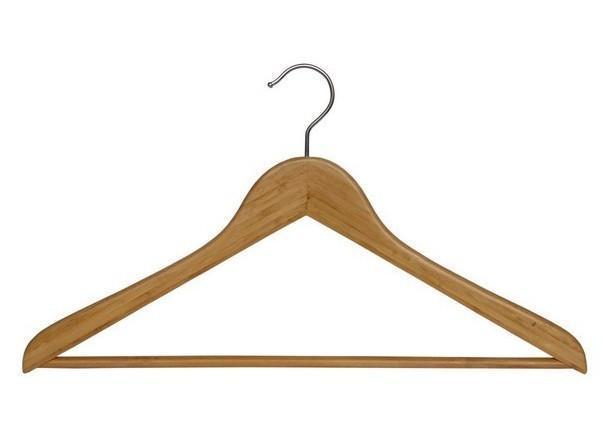 fsc竹子衣架图片