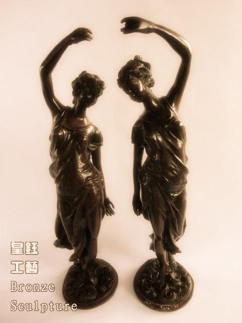 青铜雕塑批发 中国制造网铜艺品