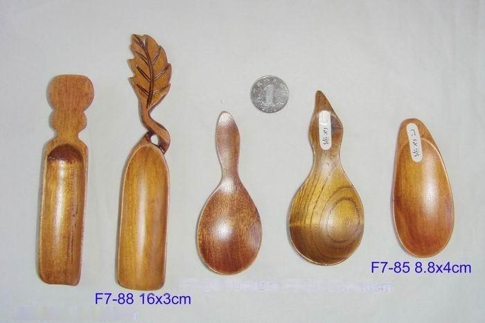 木制茶勺(f7-83)