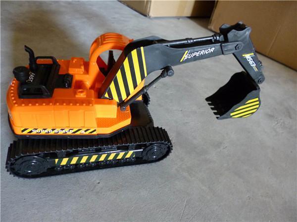 工程车类库存玩具
