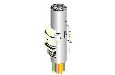 电缆 产品详情        产品名称:塑料电缆螺旋接头/防水电缆接头