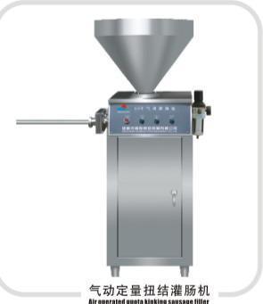 烤肠液压灌肠机图片