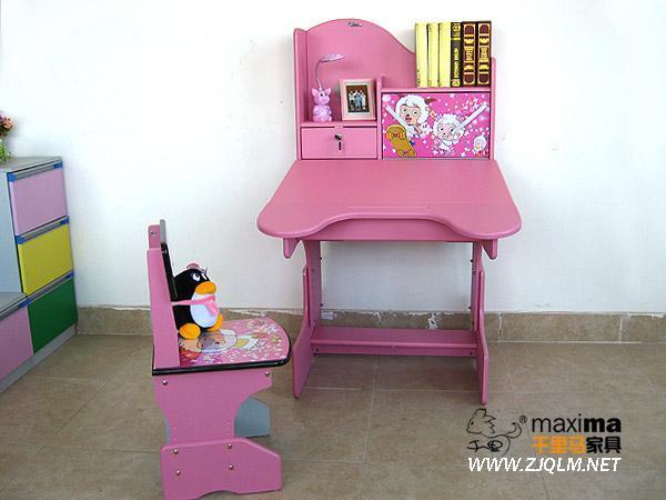 书架(dk041) 环保学习桌(骏马一号) 儿童桌椅 (骏马二号)