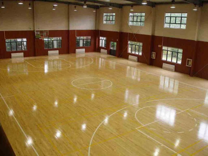上海室内篮球运动地板 篮球PVC塑胶地板 篮球场地地板