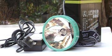 锂电池专业狩猎灯图片