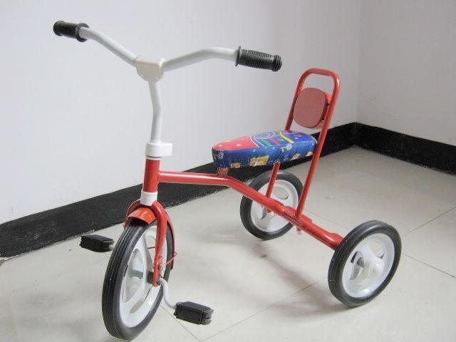 神骑儿童三轮车