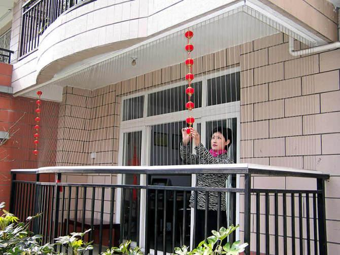 幼儿园走廊护栏
