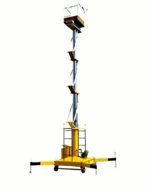 套缸液压升降台 (gtc)图片