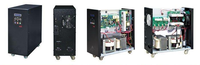 銷售熱線:186353939 139294089 網址:http://www.plizi.net  FP系列---互動式UPS(500-3000VA) 一、概述: FP系列UPS爲單相輸入單相輸出互動式不間斷電源。採用國際高標準的電子集成線路及應用微電腦控制技術研發推出的新一代智慧型UPS,具有超寬輸入穩壓、自動頻率調節、短路自動保護、輸出過載自動保護、電池過放電自動保護等完善智慧化功能。該系列UPS性能穩定可靠廣泛應用在自動化辦公、個人PC、商用POS機、小型網路交換機、小型工作站、自動化外設設備