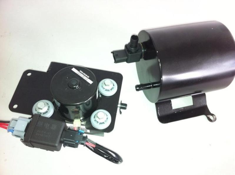 刹车系统,即可以为传统车的负辅助真空泵,也可以作为电动轿车的独立真