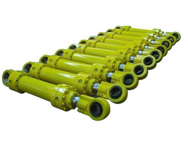 液压系统,液压缸,液压元件的开发图片