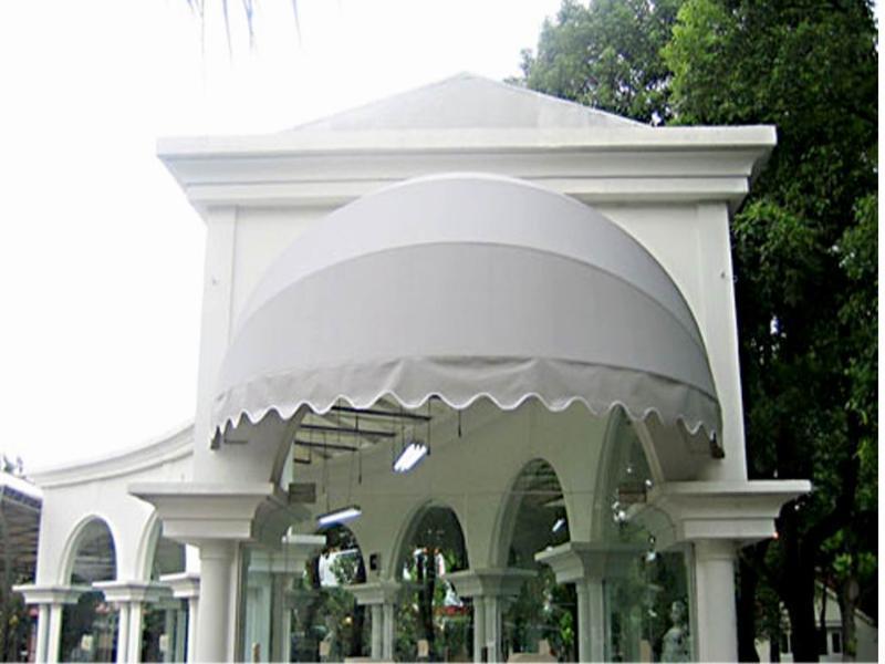 法式遮阳篷图片
