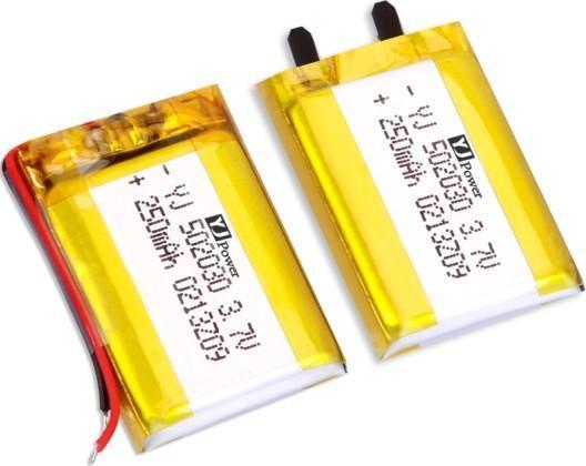 聚合物锂电池-锂电池厂家图片