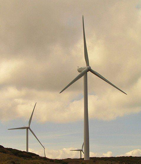 风力发电塔筒塔架