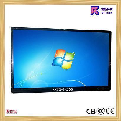 锐新rxzg-8413b  84寸 触摸电脑 电视 一体机