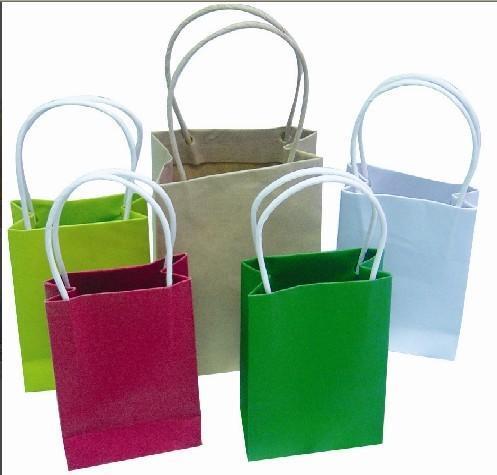 手工制作礼物袋
