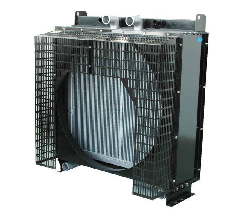 鑫春散热器_12v135azld135系列发电机组散热器