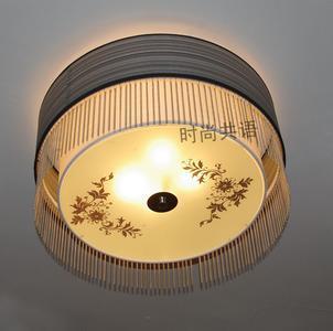 光碟手工制作灯