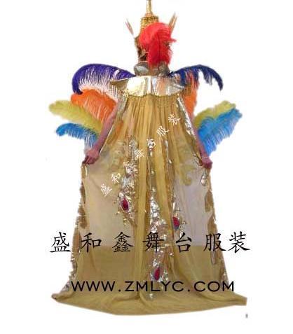 小天鹅服装,国标舞,印度舞