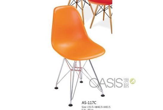 金属咖啡厅椅子