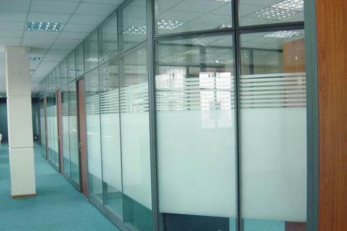 办公室装修隔断