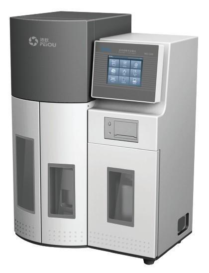 沛歐全自動凱氏定氮儀SKD-2000