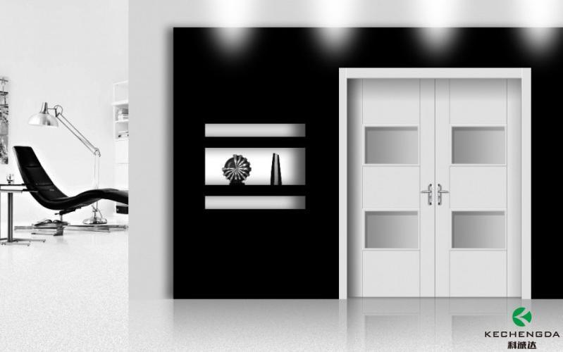 客厅套装门(ks-06)