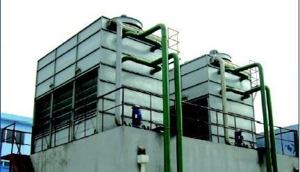 50吨无风机冷却塔