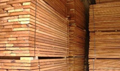 红椿木板材