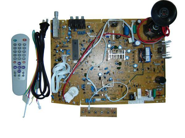 tcl空调电路板接线图解
