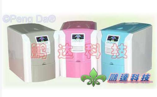 折叠式商用型柔巾机 PD2011