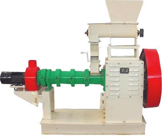 5kw 14800   饲料膨化机特点:   ★ 国际先进切粒结构,采用刀轴
