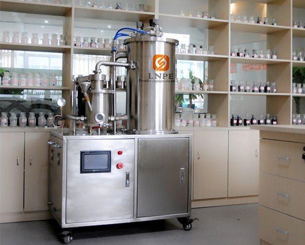 实验室用小型气流粉碎分级机